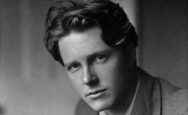 Rupert Brooke | Penmenner House | B&B on the Lizard