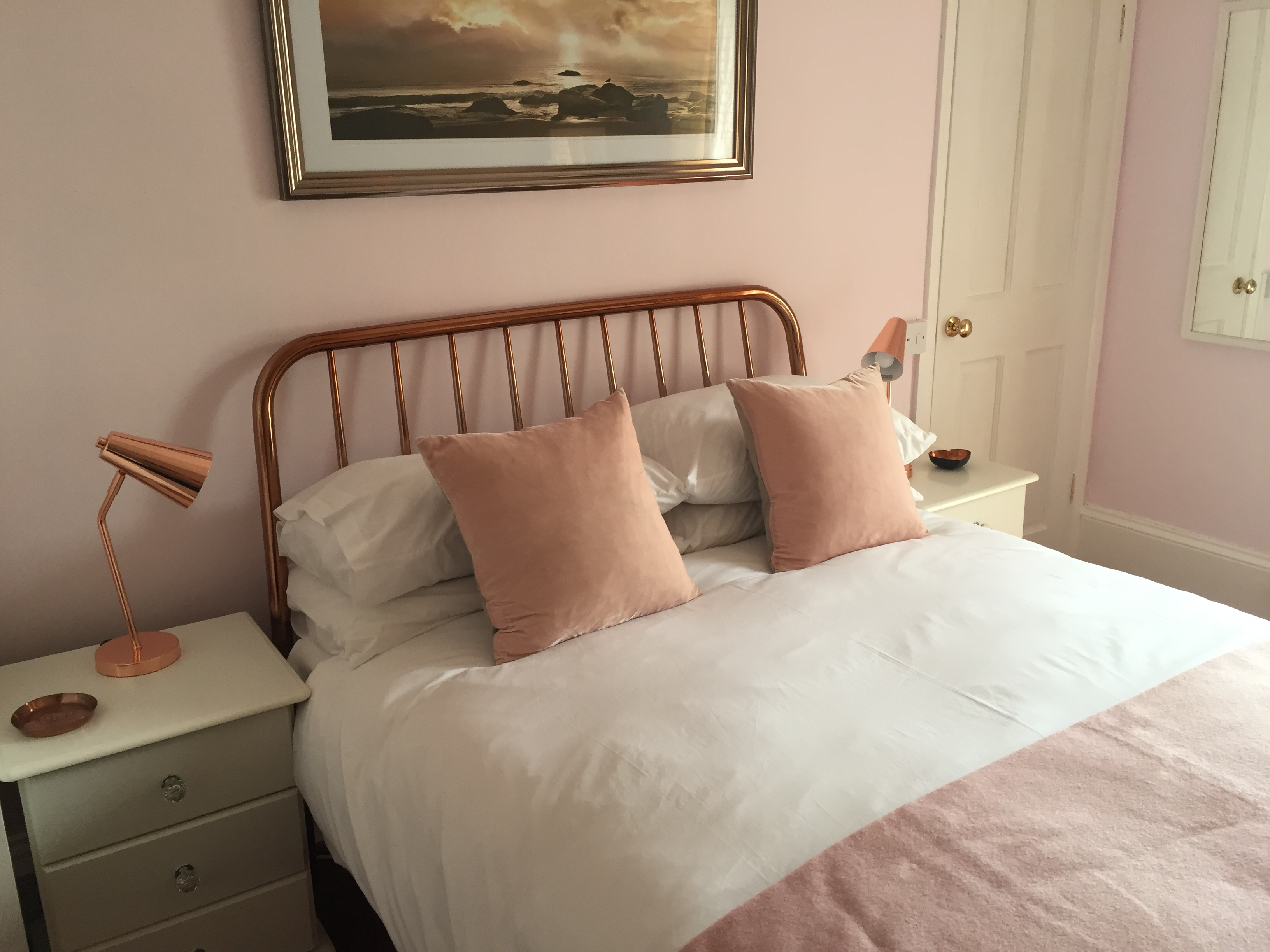 Sunset Room, Penmenner House, Bed and Breakfast